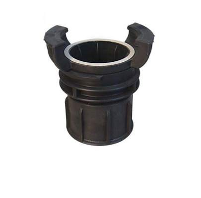 French Type Guillemin Coupling Female Thread With Locking Ring