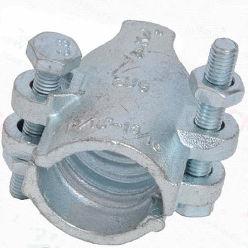 Ground Joint Coupling Male Spud Double Spud Interlock Boss Clamps